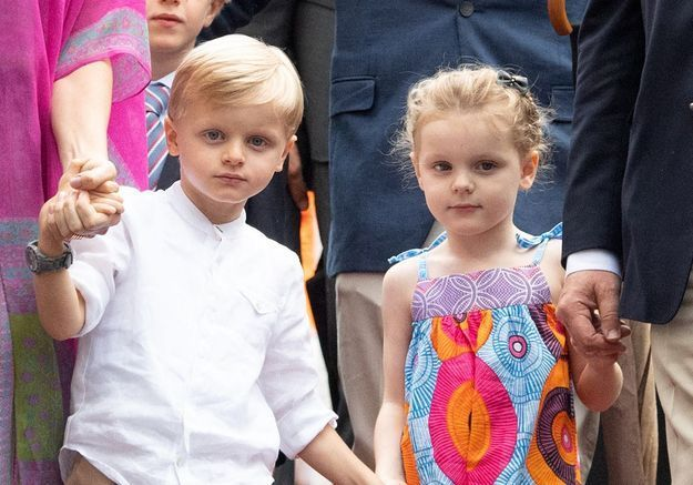Jacques et Gabriella de Monaco : leurs premières photos de classe dévoilées
