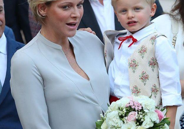 Charlène de Monaco et le prince Jacques