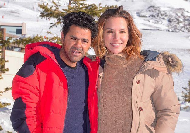 Jamel Debbouze et Mélissa Theuriau : une photo de famille avec Léon et Lila pour fêter 2019 !
