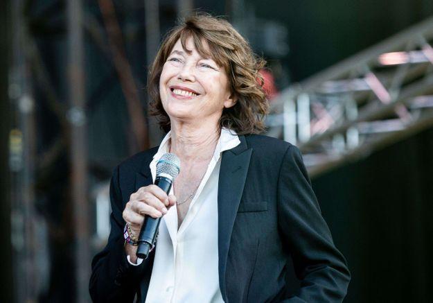 Jane Birkin évoque la disparition de sa fille Kate Barry en musique