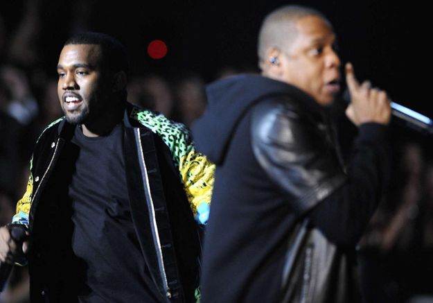 Jay-Z et Kanye West : la tension monte