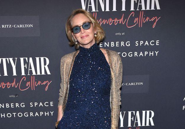 « Je ne veux pas d'une relation par texto » : Sharon Stone raconte sa « triste » expérience sur les sites de rencontres