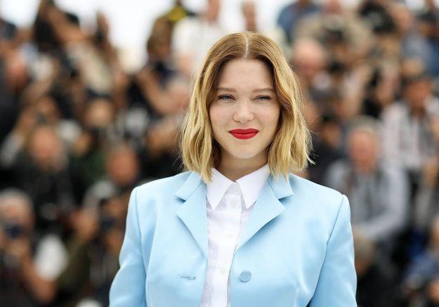 «Je vois toute ma maladresse» : pourquoi Léa Seydoux ne supporte pas son image à l'écran