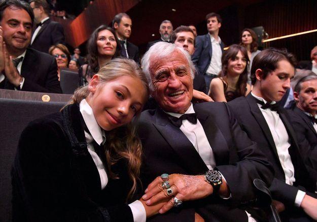 Jean-Paul Belmondo : la promesse faite à sa fille Stella
