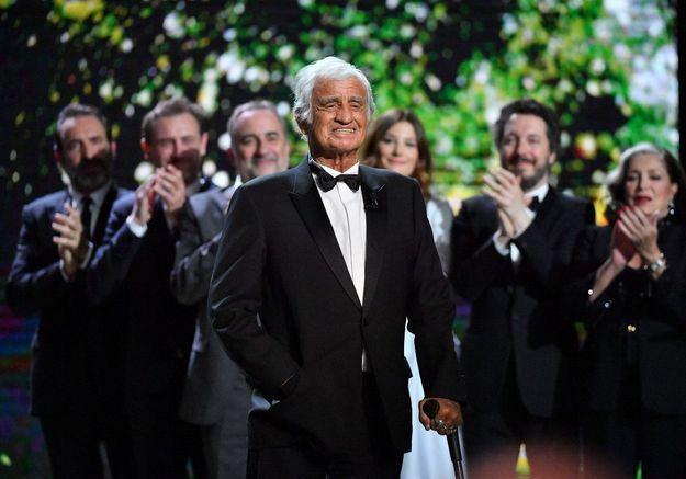 Jean-Paul Belmondo : son petit-fils lui rend un vibrant hommage