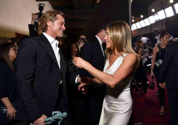Jennifer Aniston et Brad Pitt, bientôt réunis pour un nouveau projet