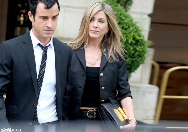 Jennifer Aniston et Justin Theroux : l'amour fou !