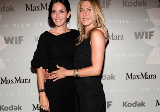 Jennifer Aniston - «Friends»: «Ça nous manque de ne plus travailler ensemble»