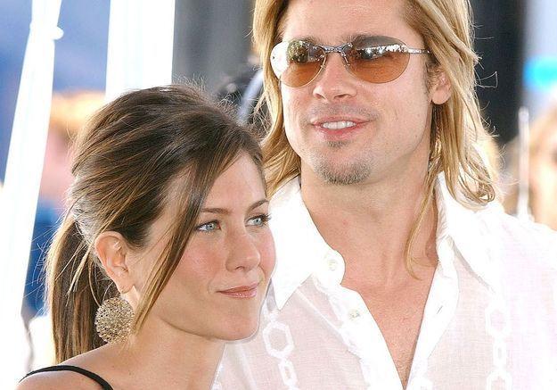 Jennifer Aniston met les choses au clair sur sa relation avec Brad Pitt