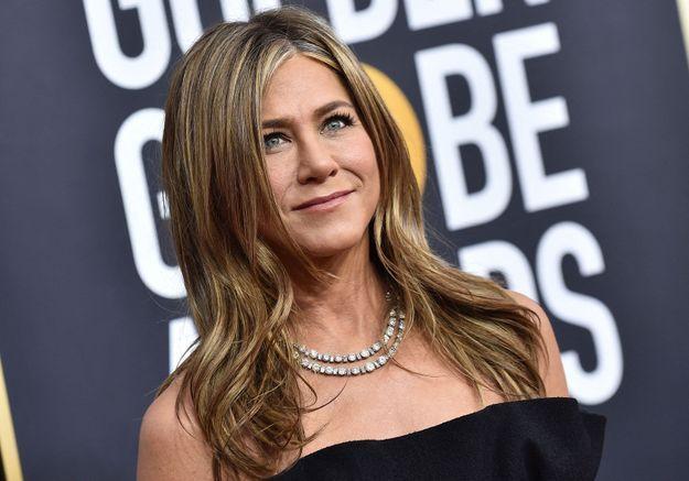Jennifer Aniston : un portrait d'elle nue vendu aux enchères pour la lutte contre le Covid-19