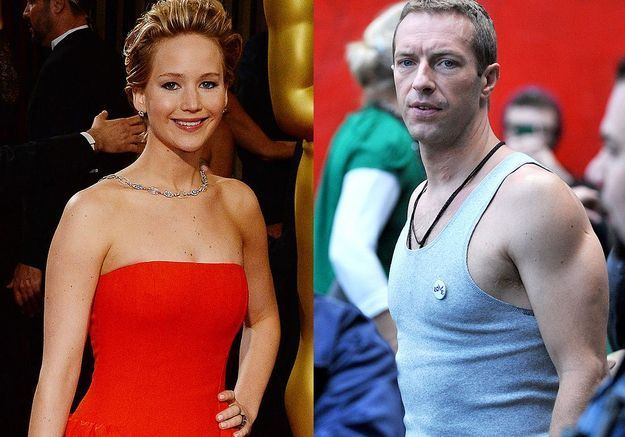Jennifer Lawrence a présenté Chris Martin à sa mère