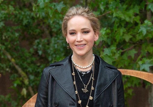 Jennifer Lawrence blessée à l'œil sur son dernier film