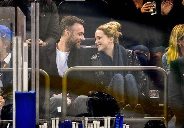 Jennifer Lawrence et Cooke Maroney : l'amour au grand jour