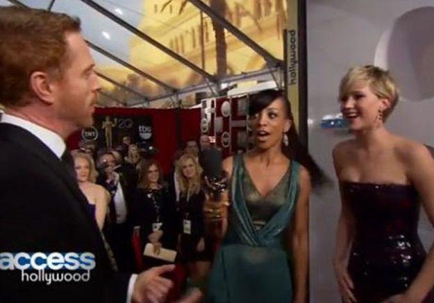 Jennifer Lawrence : sa drôle de réaction après un spoiler sur « Homeland »