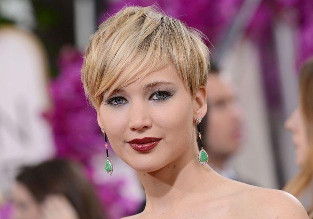 Jennifer Lawrence se confie sur ses photos de nu volées