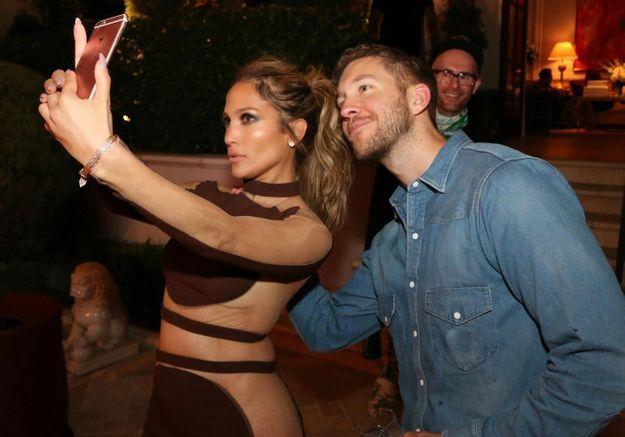 Jennifer Lopez en couple avec Calvin Harris ?