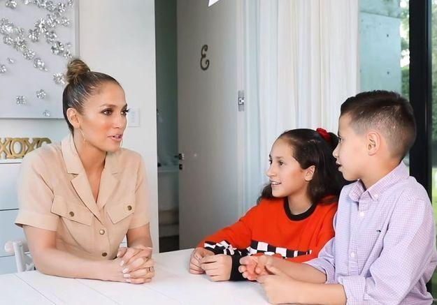 Jennifer Lopez : sa réaction lorsqu'elle a appris qu'elle attendait des jumeaux