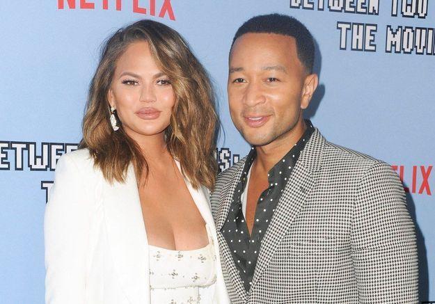 John Legend ne voulait pas que Chrissy Teigen publie les photos de sa fausse couche