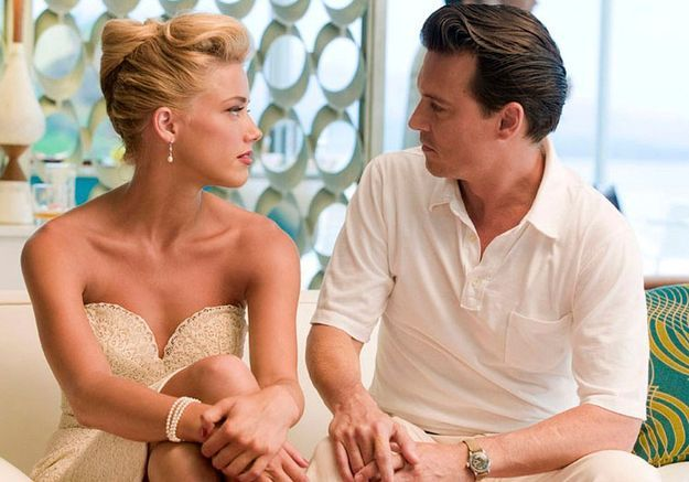 Johnny Depp / Amber Heard : ce que l'on sait du mariage