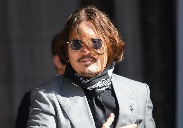 Johnny Depp : un nouveau procès ?