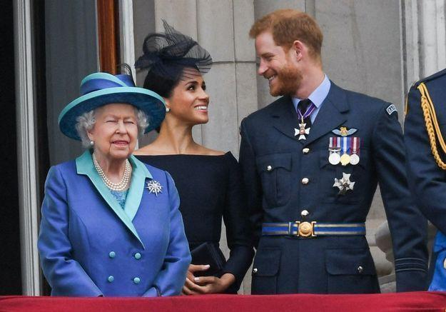 Jubilé d'Elisabeth II : Meghan et Harry « évidemment » invités