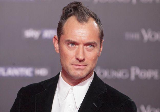 Jude Law : son évolution année après année, cheveux après cheveux
