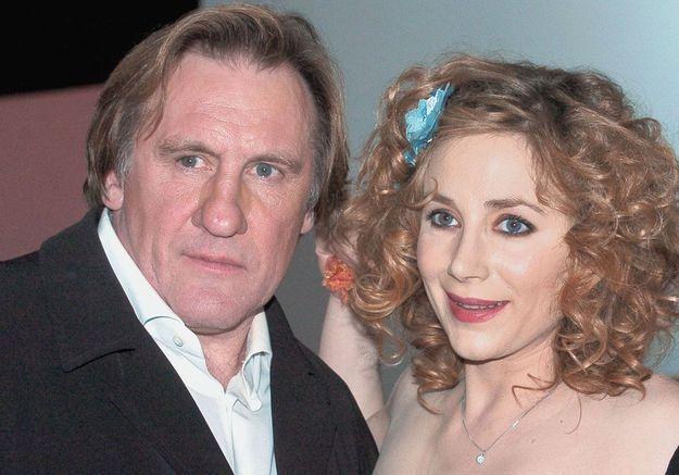 Julie Depardieu, piégée par un journaliste à propos de son père