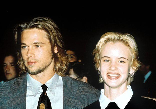 Juliette Lewis est tombée dans la drogue à cause de Brad Pitt