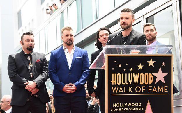 Justin Timberlake a déclaré que les NSYNC étaient «vraiment une famille»