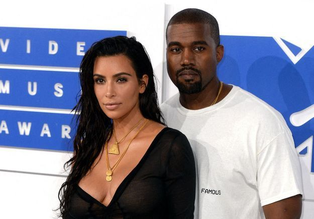 Kanye West aurait trompé Kim Kardashian pendant leur mariage