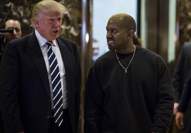 Kanye West rencontre Donald Trump : que se sont-ils raconté ?