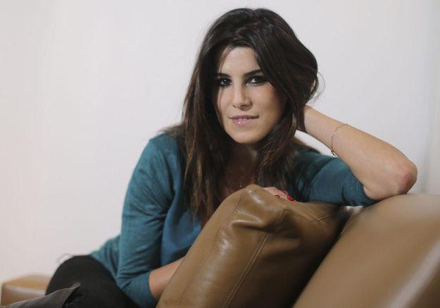 Karine Ferri : « Quand je termine mes émissions, je retrouve mes deux hommes et je mène une vie normale »