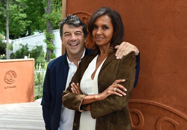 Karine Le Marchand et Stéphane Plaza complètement déchaînés au concert de NTM