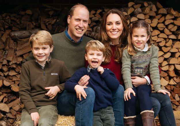 Kate et William : cette adorable vidéo de George, Charlotte et Louis pour leurs 10 ans de mariage