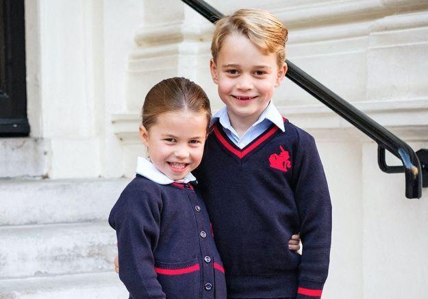 Kate et William : la raison pour laquelle ils n'ont pas posté de photos de la rentrée de George, Charlotte et Louis