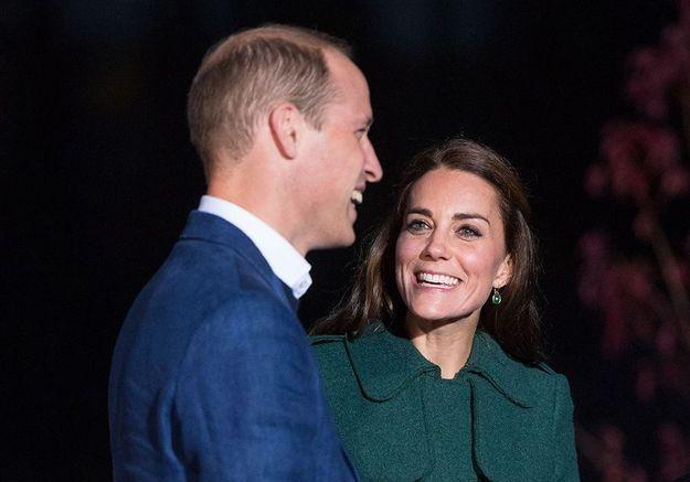 Kate Middleton et le prince William : les détails de leur soirée d'anniversaire de mariage