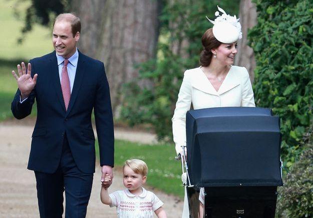 Kate Middleton et le prince William vous souhaitent un joyeux Noël