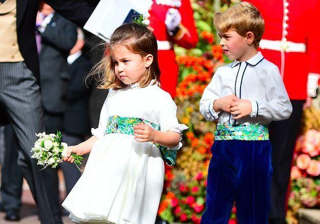 Kate Middleton et Pippa très enceinte, princesse Charlotte, Kate Moss : les meilleures photos du royal wedding