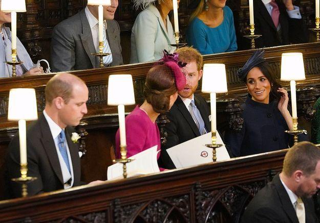 Les Fabulous Four : Will, Kate, Harry et Meghan