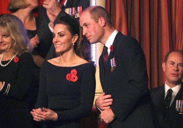 Kate Middleton et William tactiles hors caméra : « Il lui touche constamment le bras »