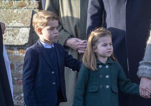 Kate Middleton : George et Charlotte sur le devant de la scène en 2021 ?