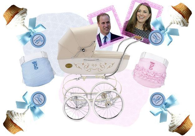 Kate Middleton : notre shopping spécial royal baby 2 !