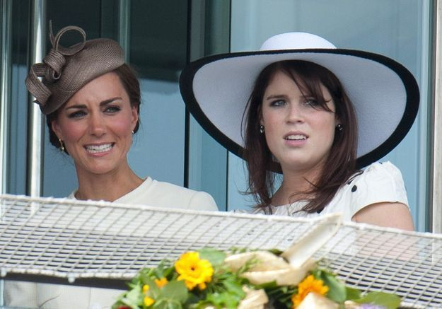 Kate Middleton : pourquoi la princesse Eugenie la déteste