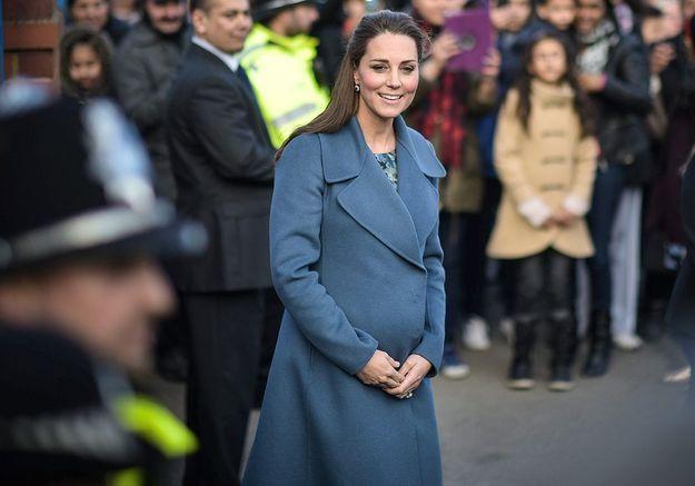 Kate Middleton poursuivie par plus de 200 harceleurs