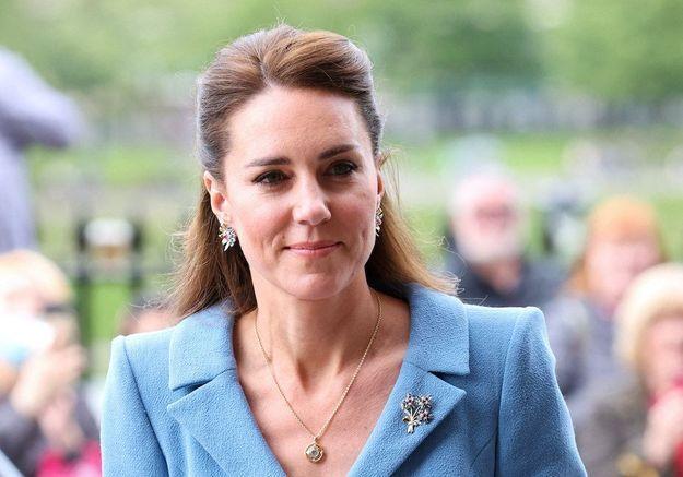 Kate Middleton s'est fait vacciner contre le Covid-19