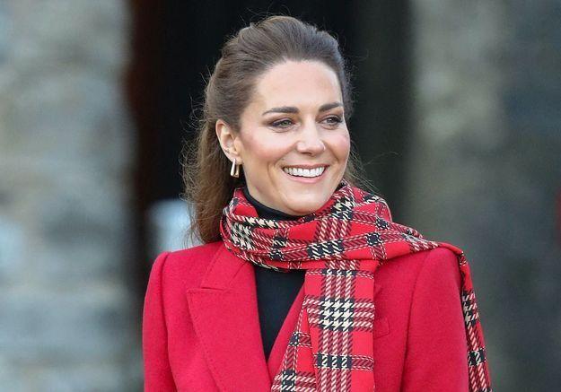 Kate Middleton se confie sur les difficultés du confinement avec ses enfants