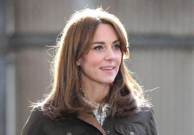 Kate Middleton : son appel surprise à une Britannique pour la féliciter après son accouchement