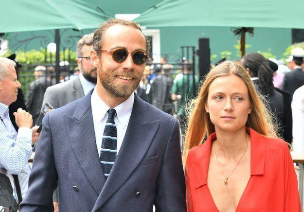 Kate Middleton : son frère James s'est marié avec sa compagne française