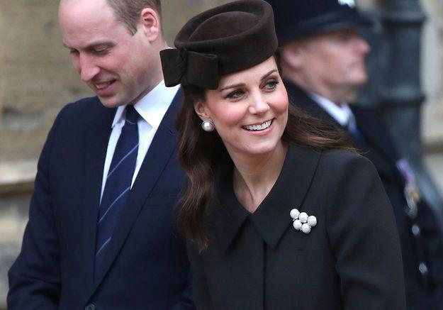 Kate Middleton : sortie exceptionnelle en plein congé maternité pour Pâques