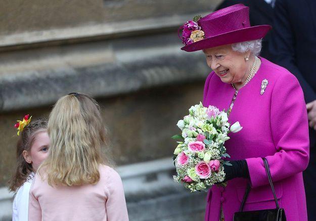 La reine d'Angleterre
